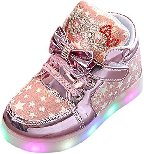 Dinglong Toddler Kids Colorful LED