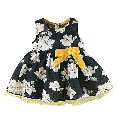 f964d2cb83ef Lolittas Newest Summer Toddler Girls Baby Dresses 3-6 Months