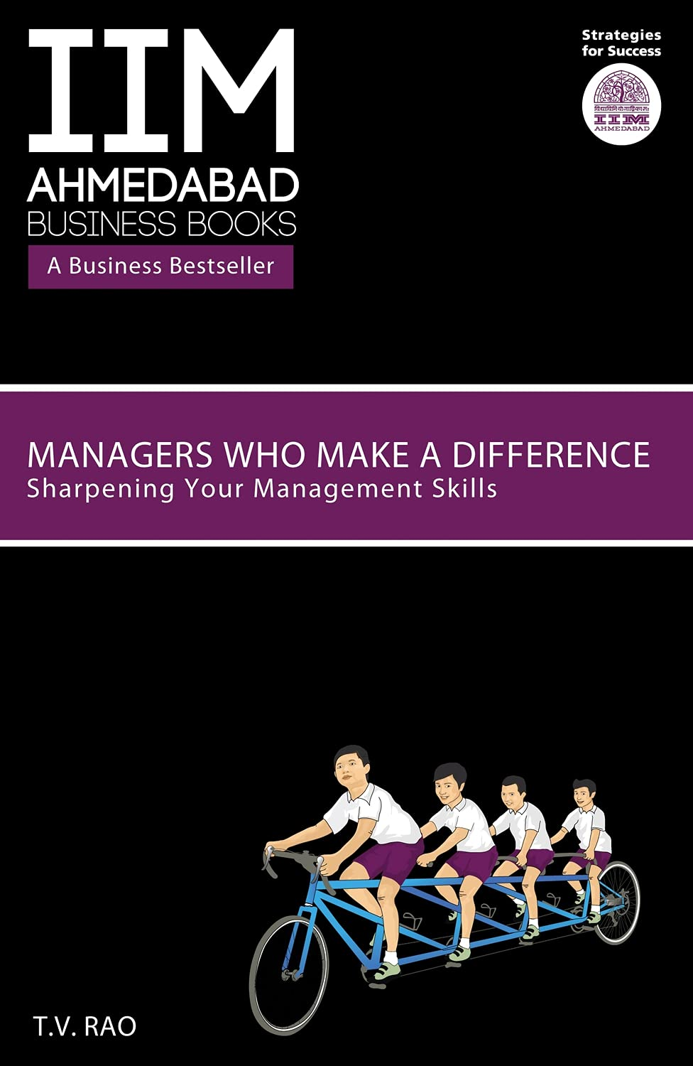 IIMA – Managers Who Make a Difference: Sharpening Your Management Skills