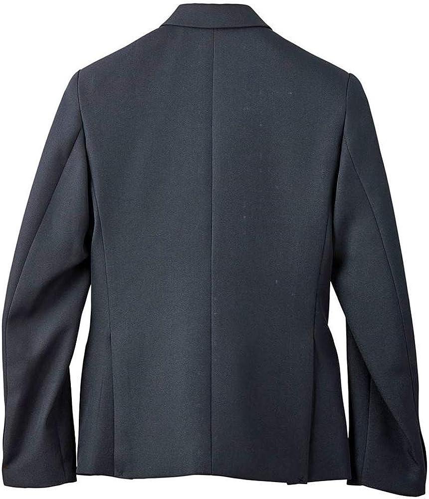 DEVON-AIRE Womens Navy Pin Coat