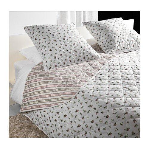 Amazon.com: IKEA EMMIE BLOM – Colcha y 2 fundas de cojines ...