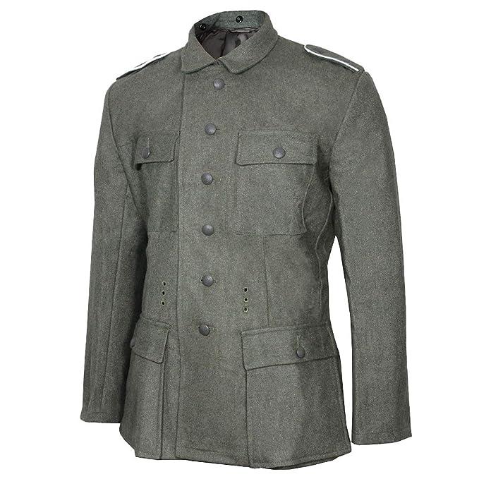 Amazon.com: Epic Militaria Replica WW2 Túnica de lana de ...