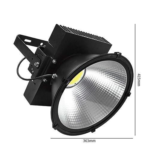 WKZ Foco para Exteriores,lámpara De Torre LED, Luz Blanca De ...