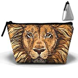 WQWSVX Africa Lion Fashion Travel Bag Trapezoid