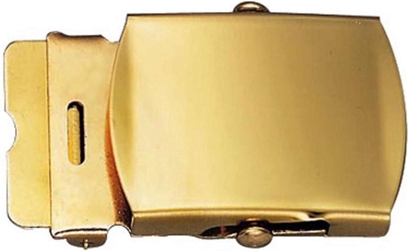 Brass Belt Buckle Randy/'s Power Team Brass Belt Buckle