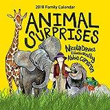 Animal Surprises 2018 Family Calendar