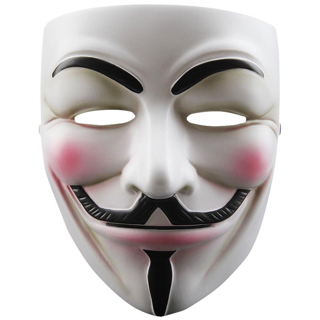 mascara cosplay v vendetta