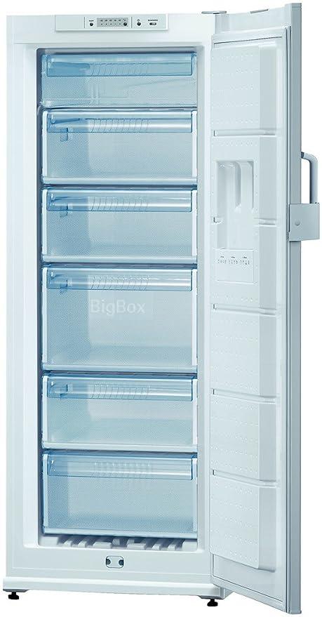 Bosch GSV26420 Independiente Vertical 202L A Blanco - Congelador ...
