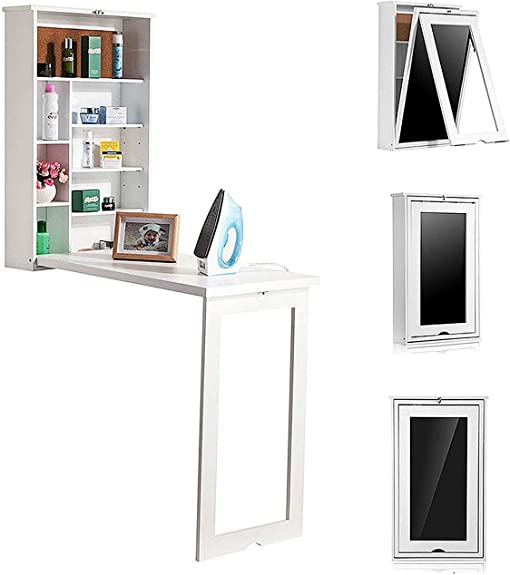 Editors' Choice: TILEMALL Fold Out Wall Mounted Convertible Writing Floating Desk