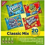 Nabisco Classic Mix Variety Pack, OREO Mini, CHIPS