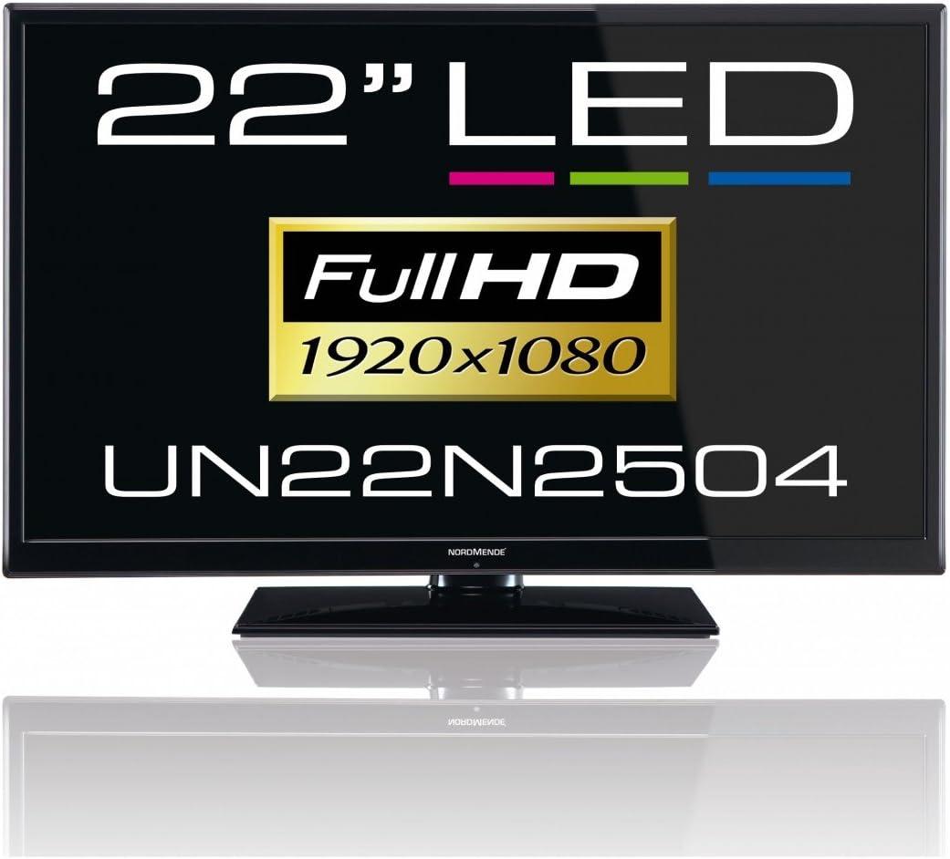 Nordmende UWN22N1504 LED TV - Televisor (55,88 cm (22