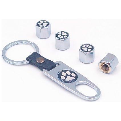 JOJOMARK - Juego de tapones para válvulas de neumáticos de ...