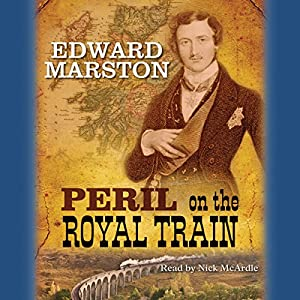 Peril on the Royal Train Audiobook