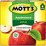Mott's Applesauce, 3.2 oz pouches (Pack of 24)