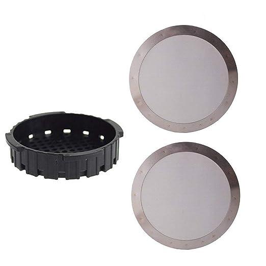 Filtro de metal para Aeropress con tapa de filtro para uso ...