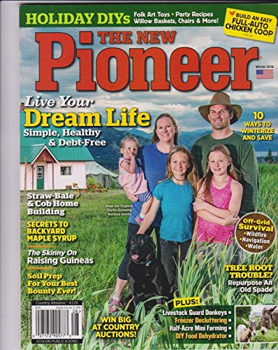 THE NEW PIONEER MAGAZINE # 228 JANUARY 2018 - Shipping Flat Rate International Usps
