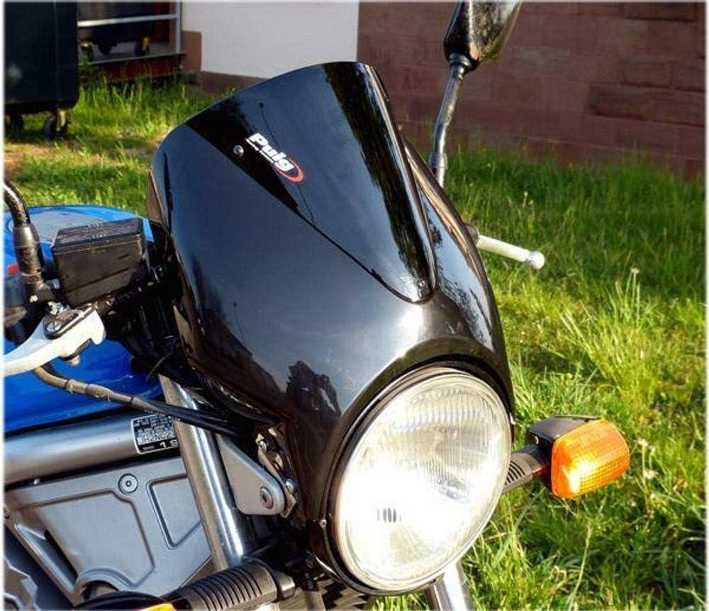 Windschild Puig Suzuki Bandit 600 95-04 Windschutzscheibe dunkel