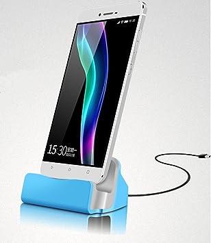 Theoutlettablet® Dock Cargador/Sincronización para Smartphone ...