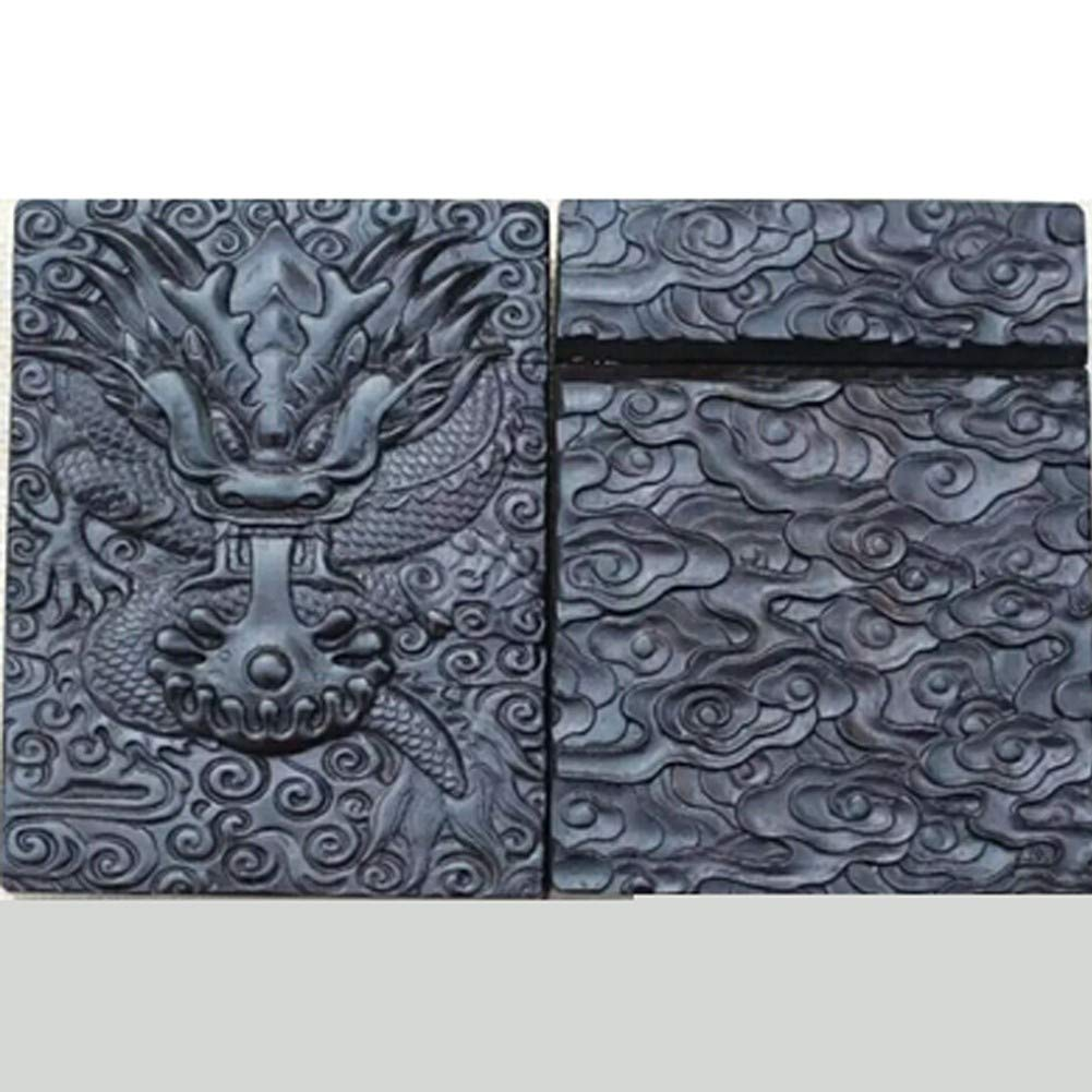 NACHEN Cigarette Case Sandalwood Carefully Carved Business Gift Creative Realistic for Men and Women