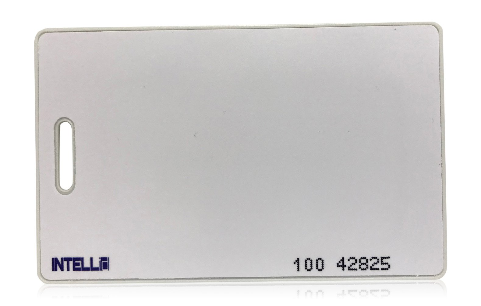 25 INTELLid 26 Bit Clamshell Proximity Access Control Cards by INTELLid