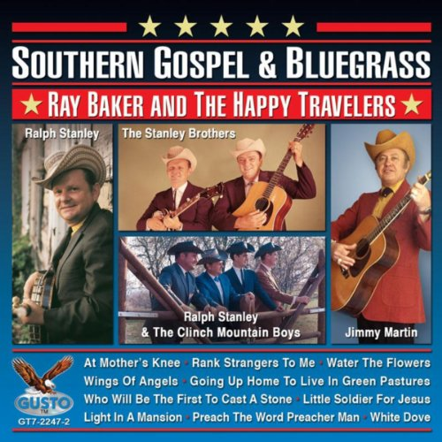 Music Gospel Blues (Southern Gospel And Bluegrass)