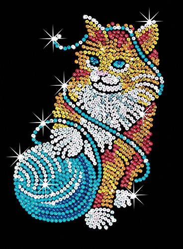 Buy sequin art kits for kids cat
