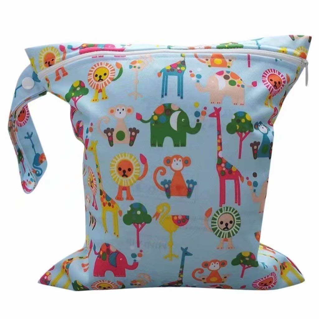 Washable Baby Cloth Diaper Nappy Bag Generic