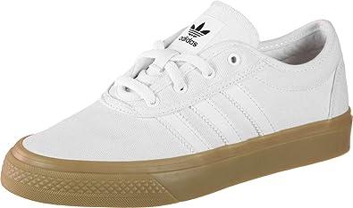 cheaper 30c73 c32a4 adidas Adi-Ease J Chaussures de Skateboard Mixte Adulte, Multicolore (Ftwbla Gum4