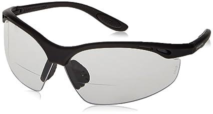 71c4c5bda953 Crossfire 12425 Talon Bi-Focal Reader Safety Glasses 2.5 Diopter ...