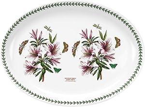 Portmeirion Botanic Garden Turkey Platter (Azalea)