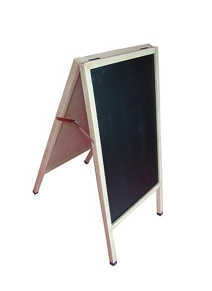 Amazon.com : Fixture Displays Sandwich Menu Board A-Frame Sidewalk ...