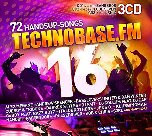 VA-Technobase.FM Volume 16-3CD-FLAC-2017-VOLDiES Download