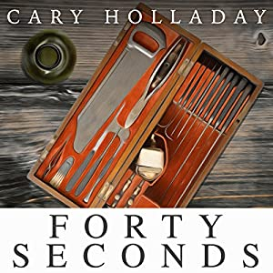 Forty Seconds Audiobook