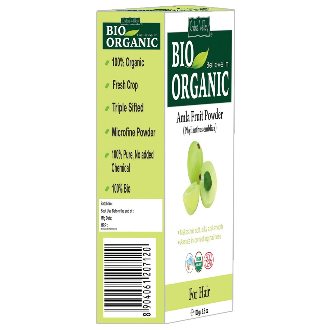 Amazon com : Indus Valley 100% Chemical Free Natural Amla