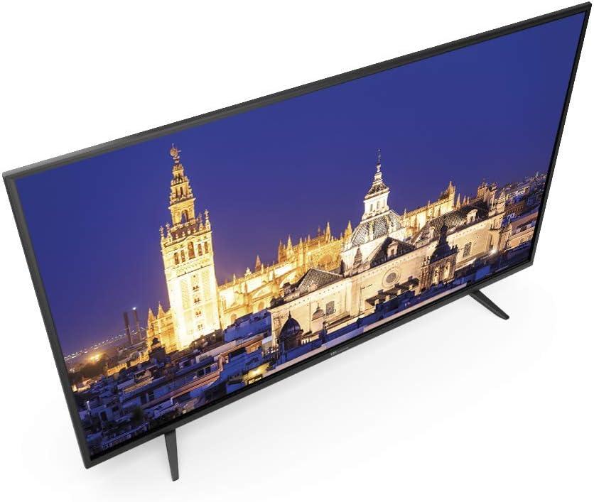 TD Systems K55DLY8US - Televisor Led 55 Pulgadas Ultra HD 4K Smart, resolución 3840 x 2160, HDR10, 3X HDMI, VGA, 2X USB, Smart TV.: Amazon.es: Electrónica