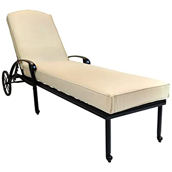 chaise longue 5 positions