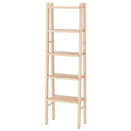 Outstanding Amazon Com Ikea 903 444 56 Vilto Shelf Unit Birch Home Interior And Landscaping Eliaenasavecom