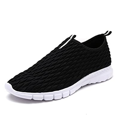 Tourist Camera Men's Fashion Walking Quick Drying Slip-On Loafer Shoes