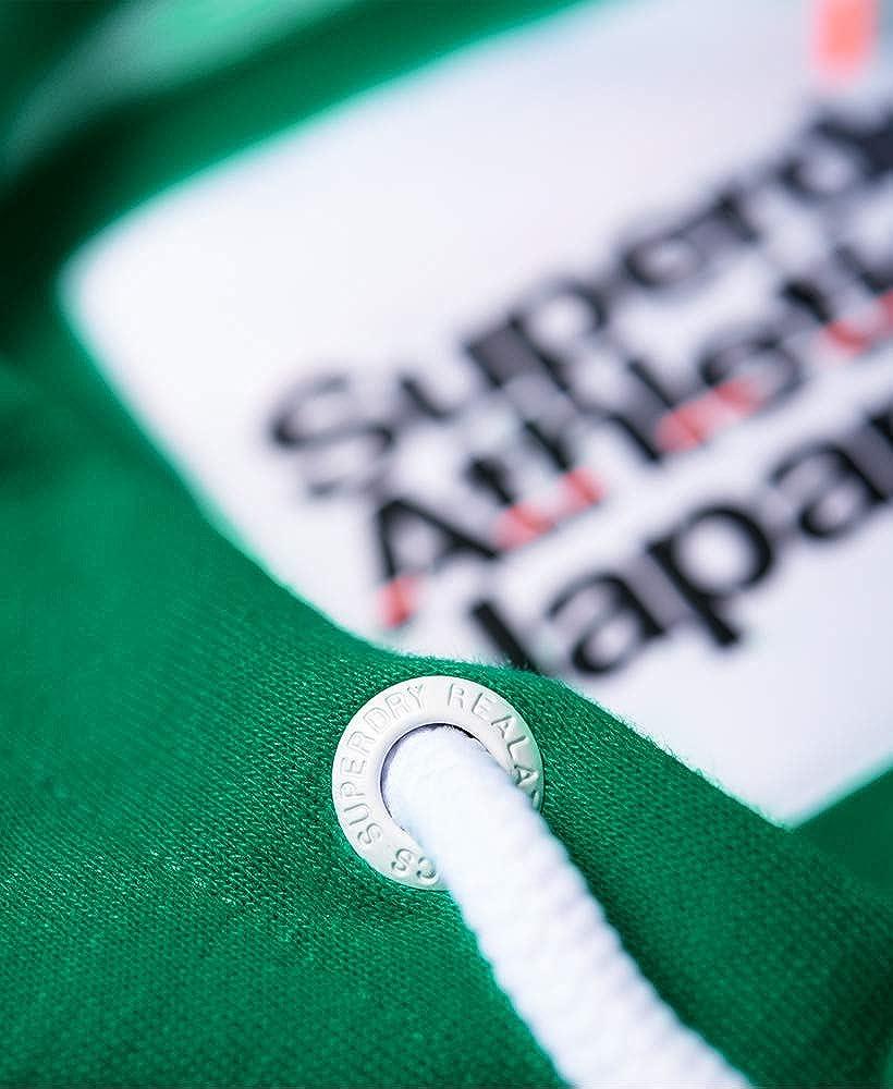 Superdry La Athletic Ziphood Sweat-Shirt /À Capuche Femme