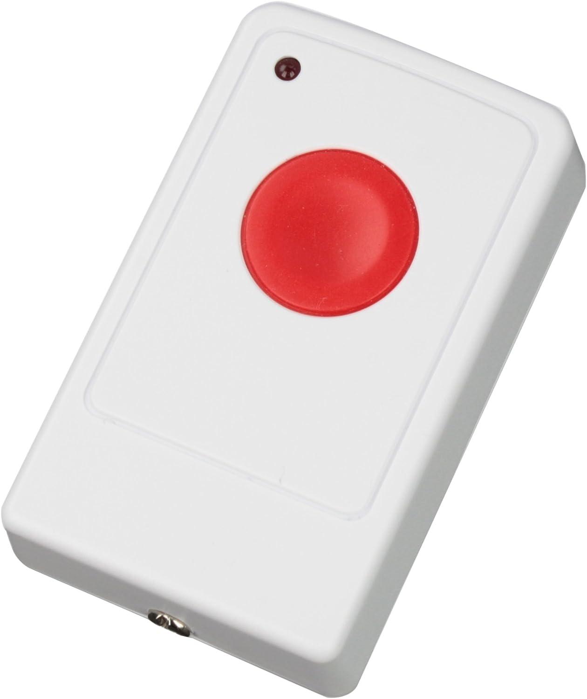 Lupus Electronics 12015 Cámara de vigilancia simuladas, Color blanco