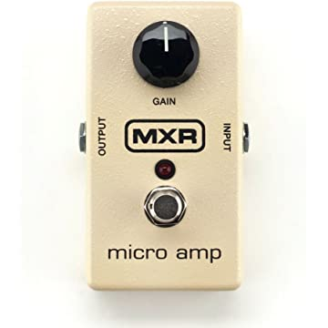top best MXR M133 Micro Amp