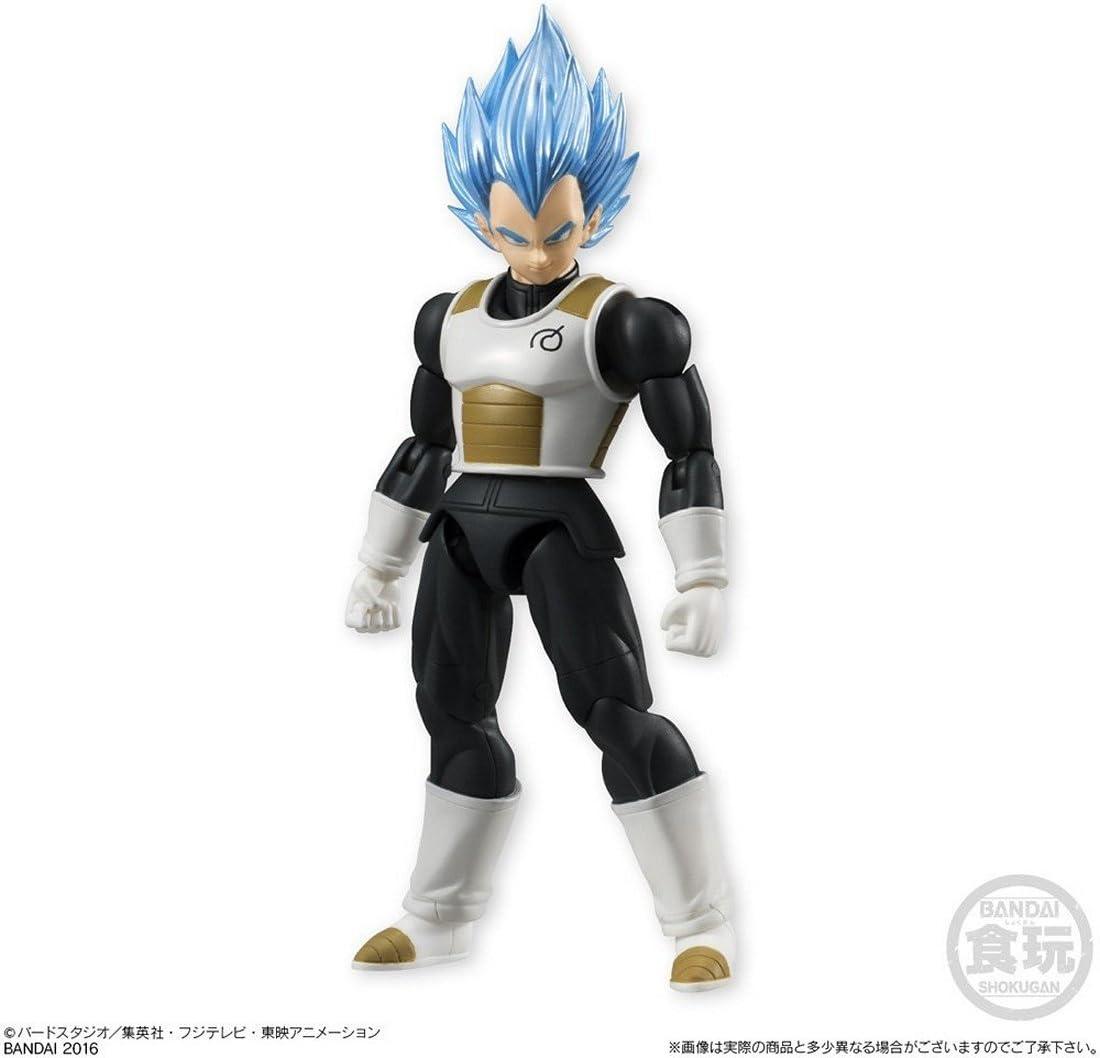 Super Saiyan Vegetto Figure Dragon Ball Z Shodo by Bandai Brand New