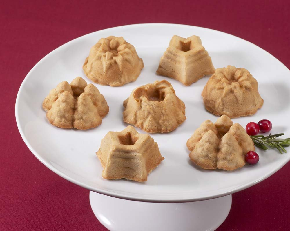 Nordic Ware Holiday Mini Muffin Pan by Nordic Ware (Image #6)