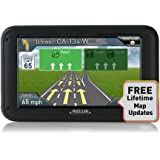 "Magellan RoadMate 5320-LM 5.0"" Touchscreen Portable North American Maps GPS System with Free Lifetime Updates (Certified Refurbished)"