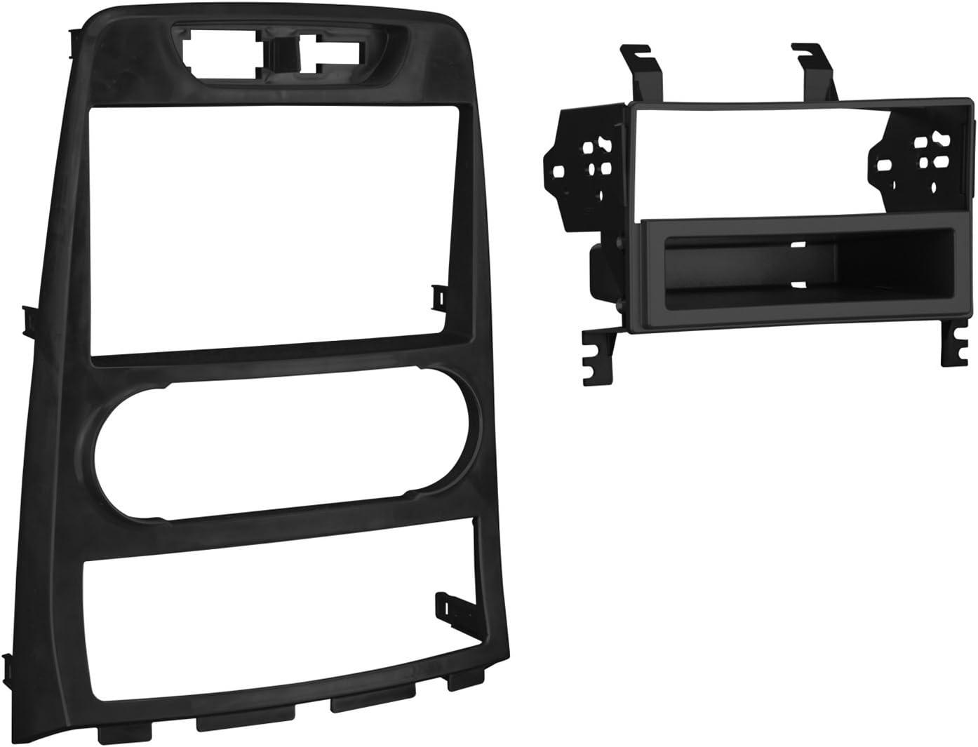 Radio Stereo Mounting Installation Dash Kit 2DIN METRA 95-7352B
