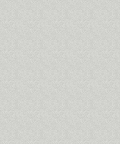 HyudaeSheet はがせる壁紙 シール式 幅50cm × 長さ3m単位 ライトグレー GP-11530