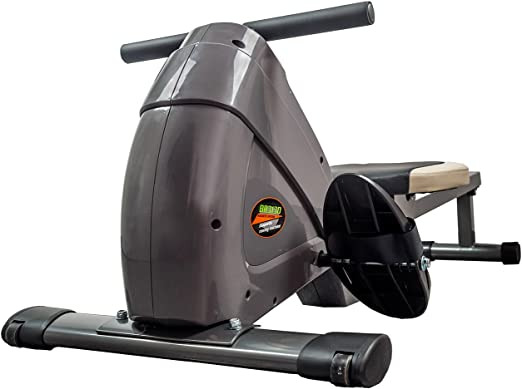 Body Coach 28651 - Máquina de Remo (magnética, raíles de Aluminio ...