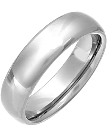 c2ade11f8 Theia Titanium Court Shape - Highly Polished Ring