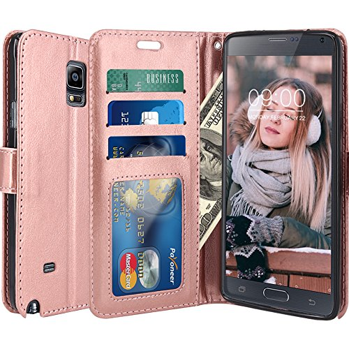 LK Galaxy Wallet Leather Samsung
