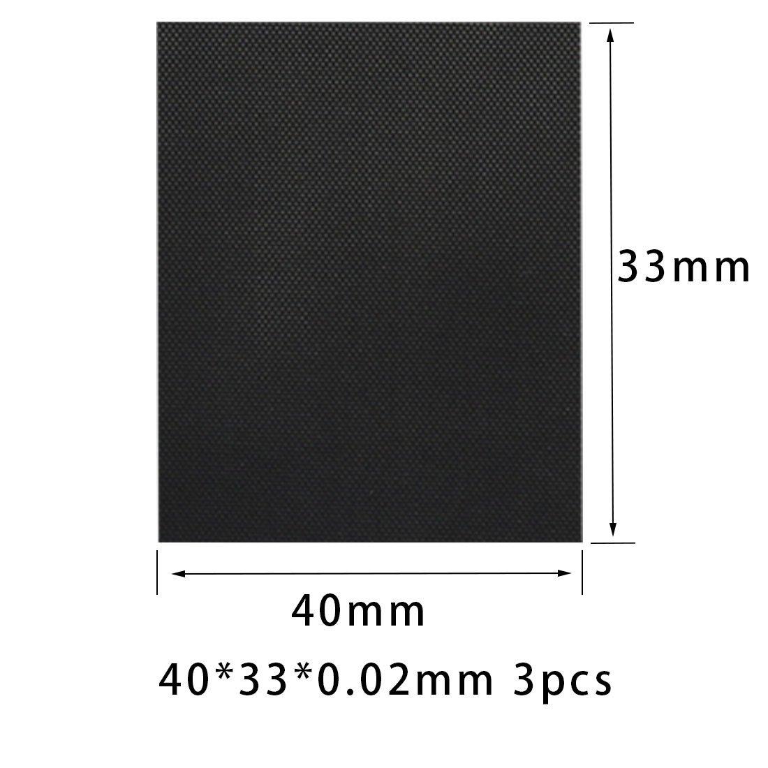 Amazon.com: eDealMax 16x13 pulgadas 3 piezas Parrilla Mat Conjunto antiadherente utensilios Barbacoa Gas de carbón eléctrico Hoja de cocina: Home & Kitchen